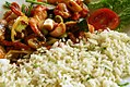 FoodAtUnawatuna RiceAndPrawns.jpg