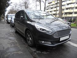 Ford Galaxy (seit 2015)