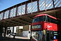Former railway bridge junction Commercial Road and Lowell Street E14 7HS.jpg