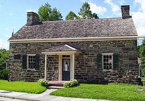 Fort Decker - Image: Fort Decker Port Jervis 3