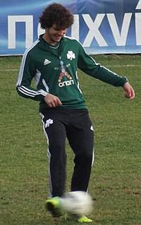 Fourlanos in Panathinaikos.jpg