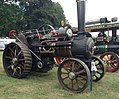 Fowler traction engine 'Tommy' (15474064175).jpg