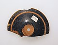 Fragment of the foot of a terracotta kylix (drinking cup) MET sf201160315front.jpg