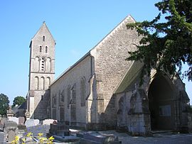 FranceNormandieLongueville14Eglise.jpg