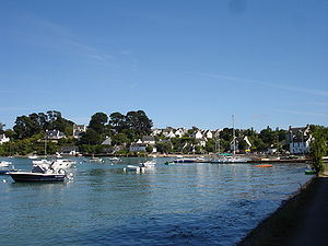 Gulf of Morbihan - Port of Île aux Moines