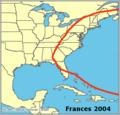 Frances 2004 map.png