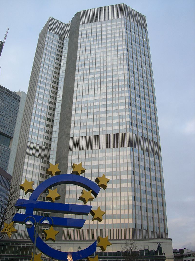 Banco Central Europeo (Fráncfort)