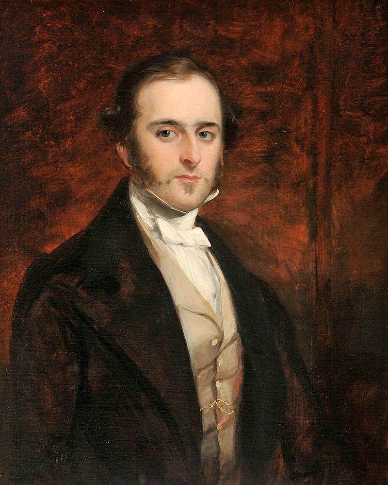 Francis Grant (1803-1878) - Edward Herbert (1818–1891), 3rd Earl of Powis of the Third Creation - 1180934 - National Trust.jpg