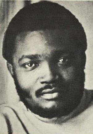 TPOK Jazz - Photo of Franco Luambo Makiadi, leader of the band