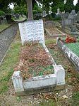 Frank Crook RAFVR grave Southgate Cemetery.jpg