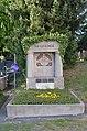 Frankfurt-Enkheim, Friedhof, Grab Forbach.JPG