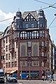 Frankfurt Am Main-Allerheiligenstrasse 3 Battonnstrasse 2 von Osten-20110705.jpg
