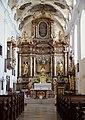 Frauenkirchen - Basilika, Hochaltar.JPG