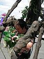 Fremont Fair 2007 pre-parade Ents 05.jpg