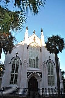 Huguenot Church United States historic place