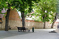 Freyburg an der Unstrut, Hinter der Kirche 1-002.jpg