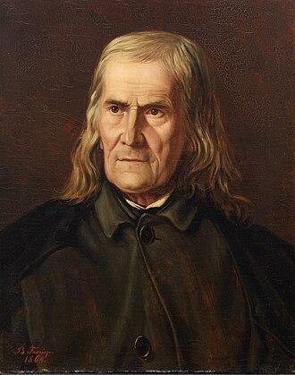 Friedrich Rückert - Image: Friedrich Rückert
