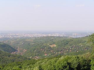 Ledinci Suburban settlement in South Bačka, Vojvodina, Serbia