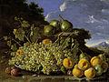 Frutero uvas, peros, melocotones y ciruelas-meléndez.jpg