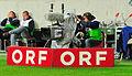 Fußballländerspiel Österreich-Ukraine (01.06.2012) Kameramann1.jpg