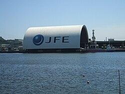 「jfeスチール西日本製鉄所倉敷地区」の画像検索結果