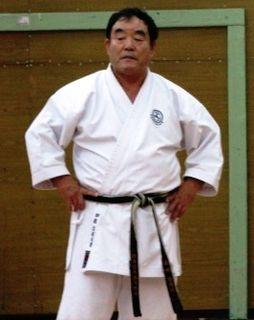 Fumio Demura Japanese karateka
