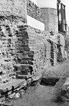 fundering 13e eeuws koor zuid-zijde naar het oosten - groningen - 20092550 - rce