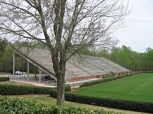 Paladin Stadium - Image: Furman Paladin Stadium 1