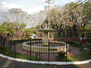 Balara Filters Park - Replica of the Carriedo Fountain