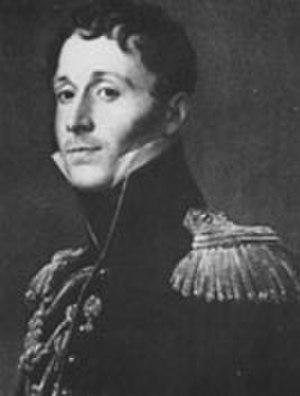 Charles Joseph, comte de Flahaut - Charles, de facto 2nd Count of Flahaut