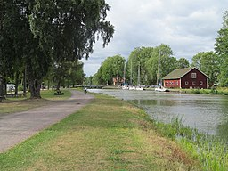 Got Kanal i Hajstorp