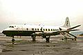 G-AOHV V.802 Viscount Euroair Tspt MAN 1984 (5646894223).jpg