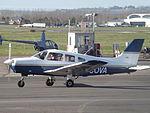 G-COVA Piper Cherokee (24959952231).jpg