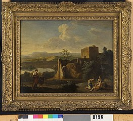 Idyllic Landscape with Watch-tower