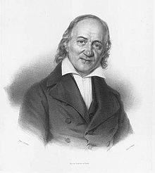 Gottfried Wilhelm Fink (Brustbild von Carl Wildt) (Quelle: Wikimedia)