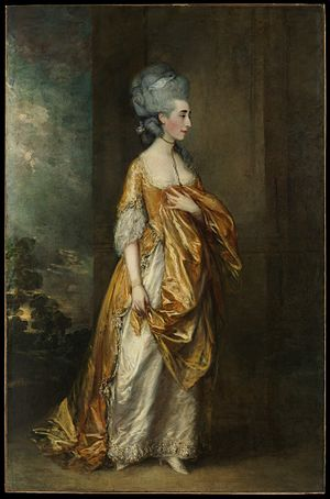 Grace Elliott - Image: Gainsborough Grace Dalrymple Elliott