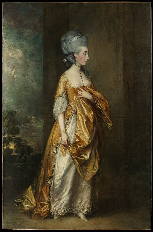 Gainsborough - Grace Dalrymple Elliott