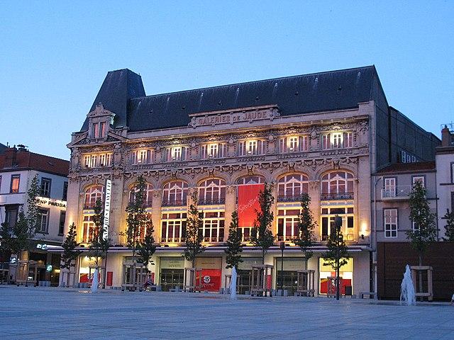 File galeries de jaude wikimedia commons - Chambre de commerce de clermont ferrand ...
