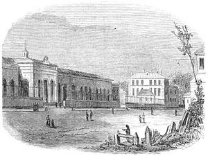 Félix Callet - Original Gare d'Austerlitz
