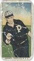 Garrett, Portland Team, baseball card portrait LCCN2008677306.tif