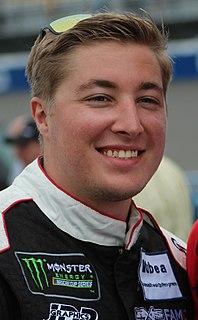 Garrett Smithley American racing driver