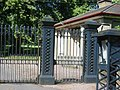 Gates to drive to Lady Bute's Lodge - geograph.org.uk - 45218.jpg