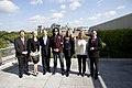 Gene Simmons of Kiss visits the Embassy IMG 1595 (17604236693).jpg