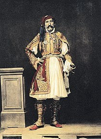General Chatzipetros in 1855, by Margaritis.jpg