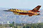 General Dynamics F-16AM 'FA-77' (27305161082).jpg