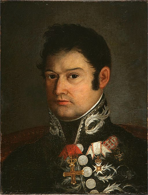 General Francisco Espoz y Mina (by anonymous author)