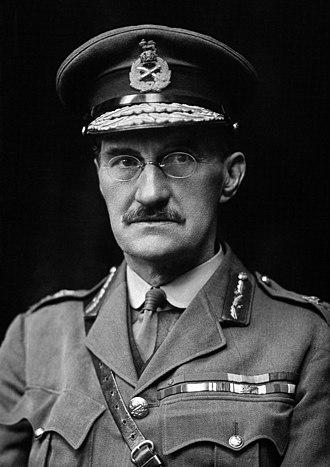 William Babtie - Image: General William Babtie