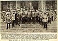 General der Infanterie von Beseler mit seinem Stab in Brügge, 1914.jpg