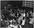 General view of the conference room at the Potsdam Conference as President Truman, Soviet Prime Minister Josef... - NARA - 198702.jpg