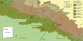 Geological map of the southeast San Juan Basin.png